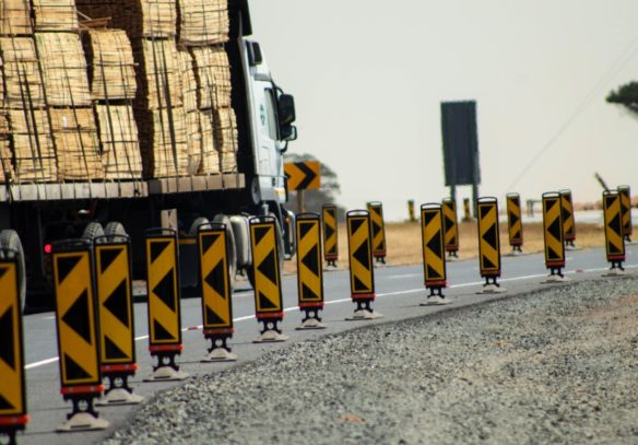 Traffic Barricade Projects Gallery